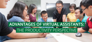 Business Productivity with help from Virtual Assistants