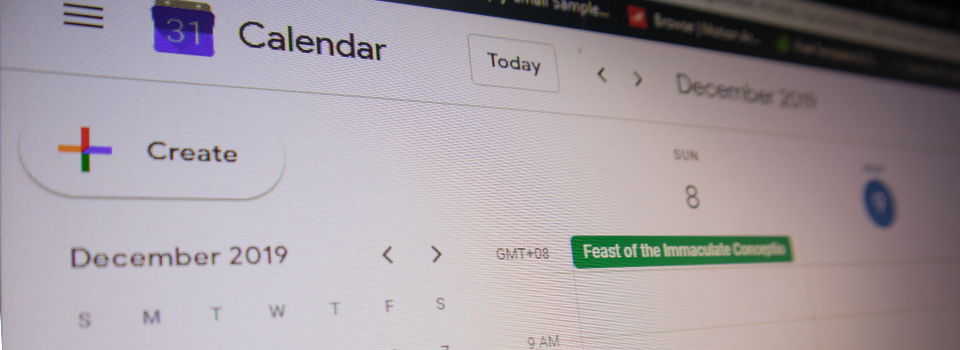 Virtual Assistants uses Calendar to make sure there wont be any meetings delayed of forgotten