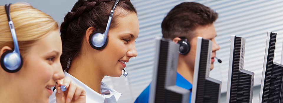Telemarketers are the ones who follows Up with Existing Customers