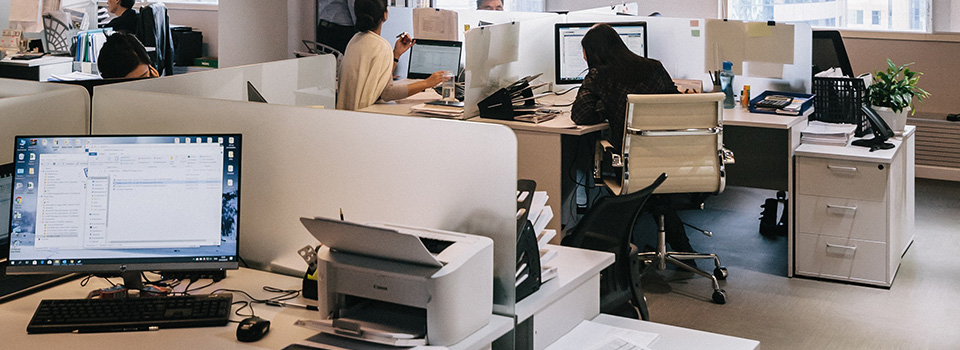 Making your Workspace Workable with Office Ergonomics